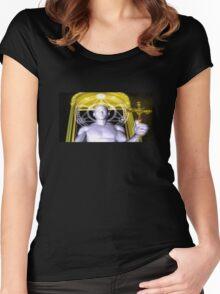 Awakening Women's Fitted Scoop T-Shirt