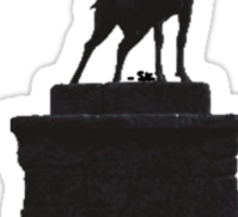Skyfall-Black Sticker
