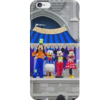 Mickey Mouse & Friends iPhone Case/Skin