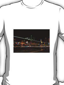 Night Time Neon Lights T-Shirt