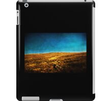 Running After The Wind iPad Case/Skin