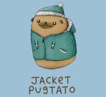 Jacket Pugtato One Piece - Short Sleeve