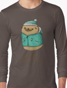 Jacket Pugtato Long Sleeve T-Shirt