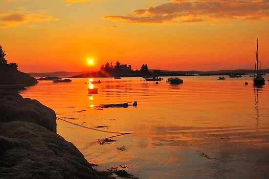 Deer Isle, Maine. by fauselr