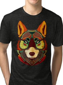 The Wolf Tri-blend T-Shirt