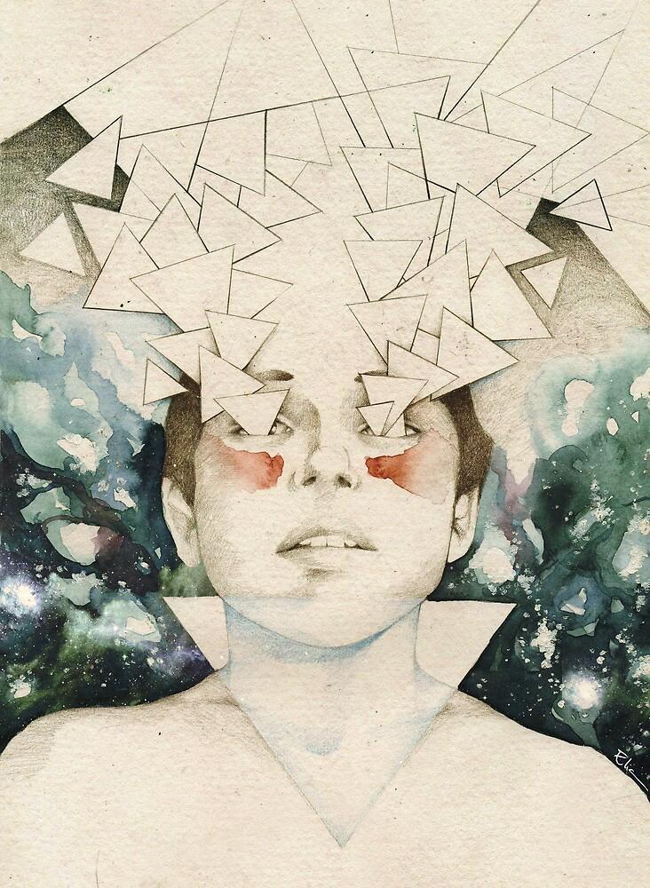 Triangle by Elia Mervi