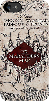Marauders Map by Gow19
