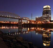 Nashville Sunset by RayDevlin