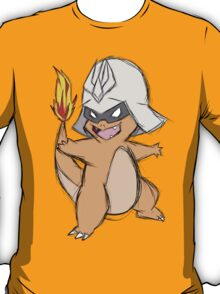Char-Mander Aznable T-Shirt