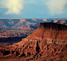Canyonlands National Park, Utah by Michael Kannard