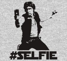 Han Solo Selfie Kids Clothes