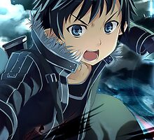 Sword Art Online Kirito by falcon333