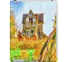 Old House Painted iPad Case iPad Case/Skin