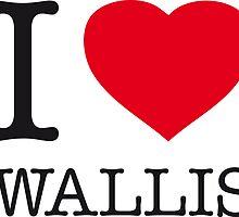 I ♥ WALLIS by eyesblau