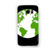 The World Samsung Galaxy Case/Skin