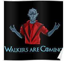 Funny White Walkers Thriller!  Poster