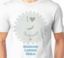 Sausage Lover Unisex T-Shirt