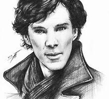 Sherlock by anastasium