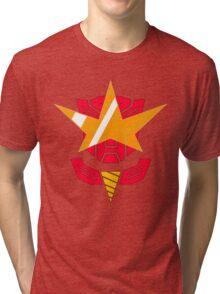 Optimus Lagann 2.0 Tri-blend T-Shirt