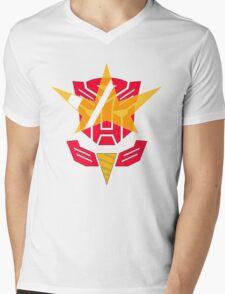 Optimus Lagann 2.0 Mens V-Neck T-Shirt