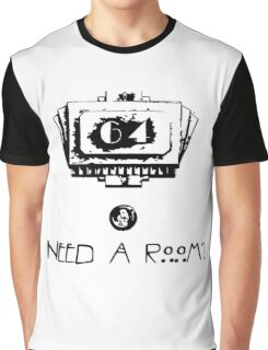 American Horror Story - Hotel room 64 Graphic T-Shirt