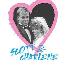 Scott & Charlene forever by FizzBang