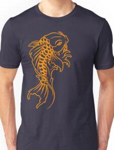 Koi - Orange Unisex T-Shirt