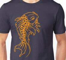 Koi - Orange Unisex T-Shirt