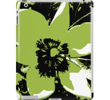 Blooming Green iPad Case/Skin