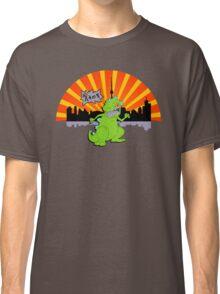 Reptar in da sity Classic T-Shirt