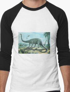 Diplodocus Men's Baseball ¾ T-Shirt