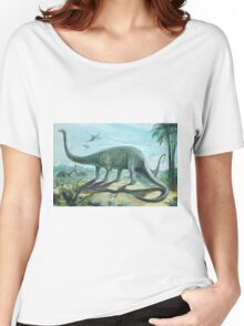 Diplodocus Women's Relaxed Fit T-Shirt