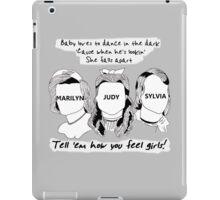 Baby Loves to Dance in the Dark [iPhone / iPod case / Print / Sticker /Tshirt] iPad Case/Skin
