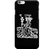 VIRGO, Signs of the Zodiac, The Maiden, Birth Sign, Horoscope iPhone Case/Skin