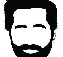Jake Gyllenhaal beard by twyland