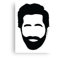 Jake Gyllenhaal beard Canvas Print
