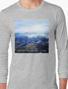 Alpine Affection - Adventure Long Sleeve T-Shirt