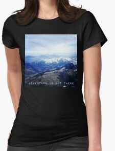 Alpine Affection - Adventure Womens Fitted T-Shirt