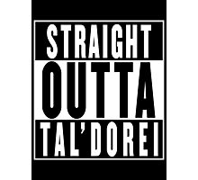 Critical Role - Straight Outta Tal'Dorei Photographic Print