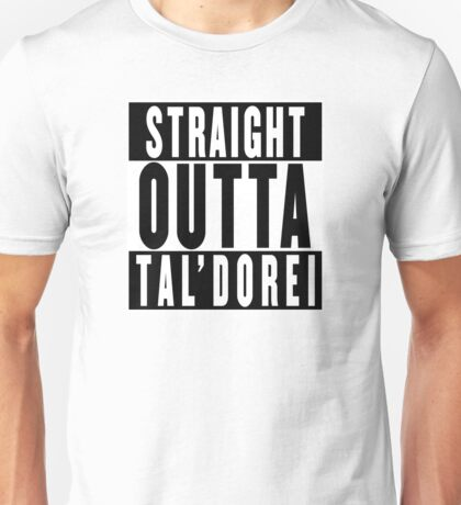 Critical Role - Straight Outta Tal'Dorei Unisex T-Shirt