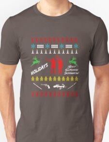 Walking Dead - Ugly Christmas sweater T-Shirt