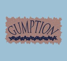 GUMPTION by TeaseTees