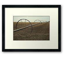 Colorado Irrigation Framed Print