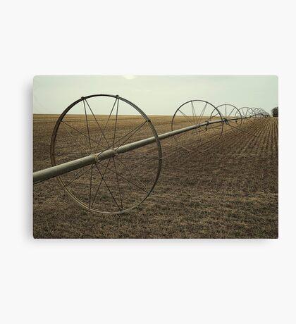 Colorado Irrigation Canvas Print