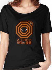 A.T. Field Women's Relaxed Fit T-Shirt