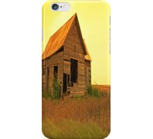 Sunset Home iPhone Case iPhone Case/Skin