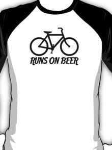 Runs on Beer T-Shirt