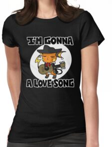 I'm Gonna Raichu a Love Song Womens Fitted T-Shirt