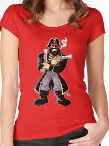 Pirate Trader Jack Women's Fitted Scoop T-Shirt