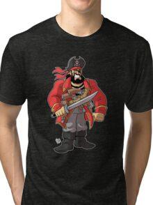 Captain William Trader Jack Tri-blend T-Shirt